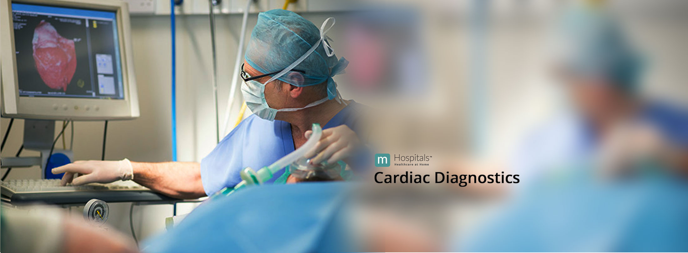 Cardiac care services & treatment for complex cardiovascular diseases
